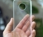 Чехол Motorola Moto G6 прозрачный - изображение 4