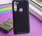 Чехол Motorola Moto G8 Power черный матовый