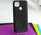 Чехол Motorola Moto G9 Power чёрный матовый - фото 3
