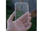 Чехол Motorola Moto M силиконовый - изображение 2
