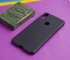 Чехол Motorola Moto One (P30 Play) черный матовый - фото 3