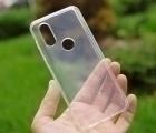 Чехол Motorola Moto One Power P40 прозрачный