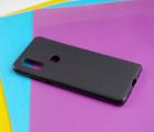 Чехол Motorola Moto One Vision черный матовый