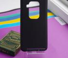 Чехол Motorola Moto One Zoom черный матовый