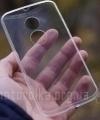 Чехол Motorola Moto X2 прозрачный