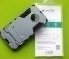 Чехол Motorola Moto X4 Honor серый