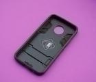 Чехол Motorola Moto X4 Honor чёрный - фото 2