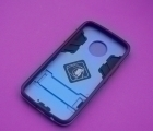 Чехол Motorola Moto X4 Honor синий - фото 2