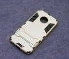 Чехол Motorola Moto X4 Honor золотой - фото 4