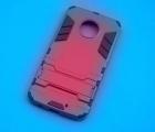 Чехол Motorola Moto X4 Honor красный - фото 2