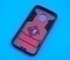 Чехол Motorola Moto X4 Honor красный - фото 3