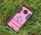 Чехол Motorola Moto X4 Honor красный - фото 5