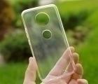 Чехол Motorola Moto X4 прозрачный TPU - фото 4