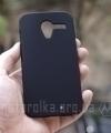 Чехол Motorola Moto X hard shell черный