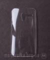 Чехол Motorola Moto X hard shell прозрачный