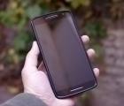 Чехол Motorola Moto X Play чёрный матовый - изображение 2