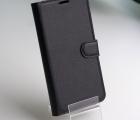 Чехол книжка Motorola Moto Z Play чёрный - фото 2