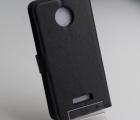 Чехол книжка Motorola Moto Z Play чёрный - фото 3