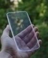 Чехол Motorola Moto X Play / Droid Maxx 2 прозрачный - изображение 2