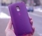 Чехол Motorola Moto X Play / Droid Maxx 2 розовый - изображение 3