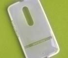 Чехол Motorola Moto X Play / Droid Maxx 2 Tech21 Evo Shell белый - изображение 4