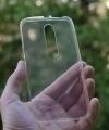 Чехол Motorola Moto X Style (Pure) прозрачный