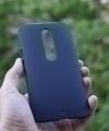 Чехол Motorola Moto X Style (Pure) черный