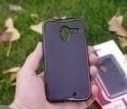 Чехол Motorola Moto X Random Order черный - изображение 3
