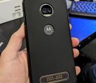 Чехол Motorola Moto Z2 Force черный матовый - фото 2