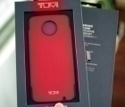 Чехол Motorola Moto Z2 Force красный Tumi - изображение 2
