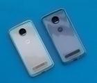 Чехол Motorola Moto Z2 Force прозрачный - изображение 5