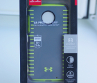 Чехол Motorola Moto Z2 Force Under Armour Grip Series Hybrid - фото 2