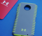 Чехол Motorola Moto Z2 Force Under Armour Grip Series Hybrid