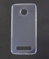 Чехол Motorola Moto Z2 Play силиконовый - изображение 3