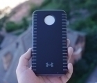 Чехол Motorola Moto Z2 Play Under Armour чёрный