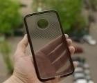 Чехол Motorola Moto Z2 Force Tech21 черный - изображение 4