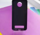 Чехол Motorola Moto Z3 чёрный - изображение 2