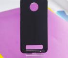 Чехол Motorola Moto Z3 Play чёрный