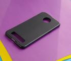 Чехол Motorola Moto Z3 Play чёрный - фото 2
