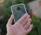 Чехол Motorola Moto Z3 Play прозрачный