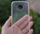 Чехол Motorola Moto Z3 Play прозрачный - изображение 2