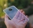 Чехол Motorola Moto Z3 Play прозрачный - изображение 5