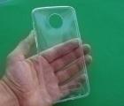 Чехол Motorola Moto Z3 Play прозрачный - изображение 6