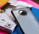 Чехол Motorola Moto Z4 Tech21 Evo Check чёрный - фото 4