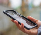 Чехол Motorola Moto Z4 Tech21 Evo Check чёрный - фото 3