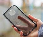 Чехол Motorola Moto Z4 Tech21 Evo Check чёрный - фото 2