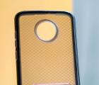 Чехол Motorola Moto Z4 Tech21 Evo Check чёрный - фото 5