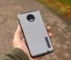 Чехол Motorola Moto Z Force Incipio серый