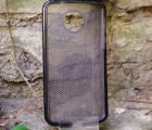 Чехол Motorola Moto Z Force Tech21 Evo Check чёрный