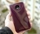 Чехол Motorola Moto Z Speck красный